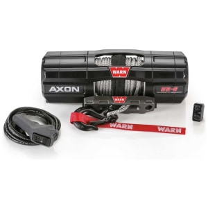 Warn Axon 55-S 5,500 LB Synthetic Powersport Winch
