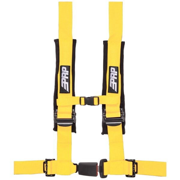 """PRP 2"""" 4 Point Harness Kit (PAIR) with Automotive Style Latch"""
