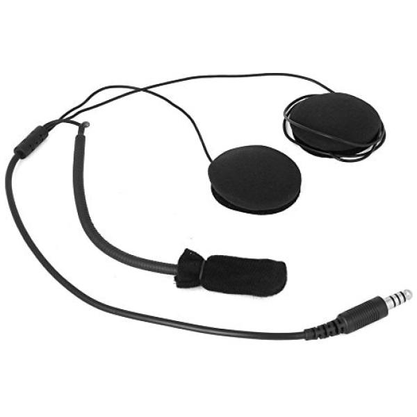 Rugged Radios IMSA Helmet Kit with Microphone & Helmet Speakers HK-IFSP-Sport