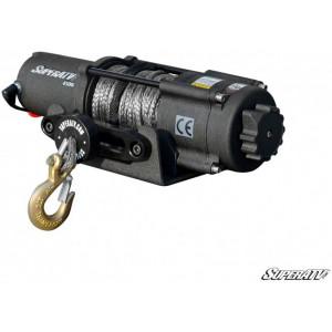 SuperATV 4500 Lb. Synthetic Rope ATV / UTV Winch -With Wireless Remote