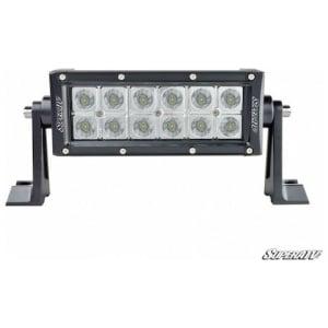 "SuperATV 6"" LED Combination Spot/Flood Light Bar"