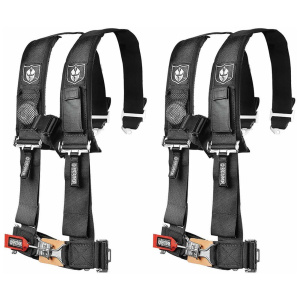 "PRO ARMOR 2"" 4 POINT HARNESS (2 PACK)"