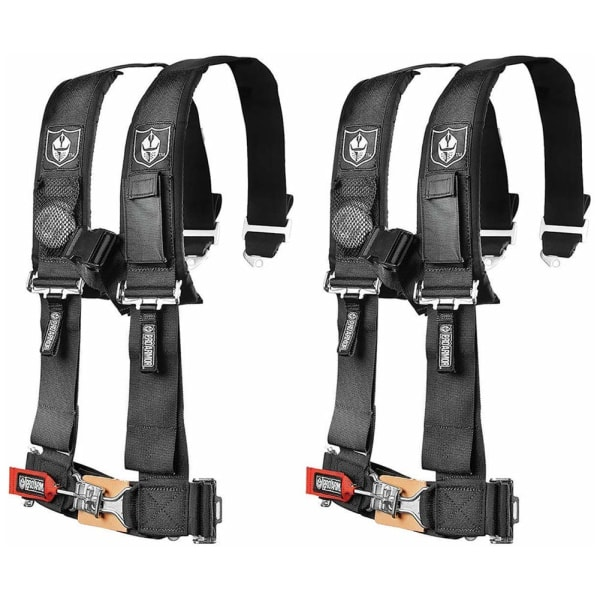 """PRO ARMOR 2"""" 4 POINT HARNESS (2 PACK)"""