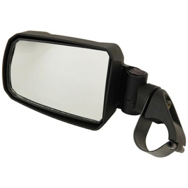 "Seizmik Pursuit Side View Mirrors for 1.75"" Roll Cages / Black"