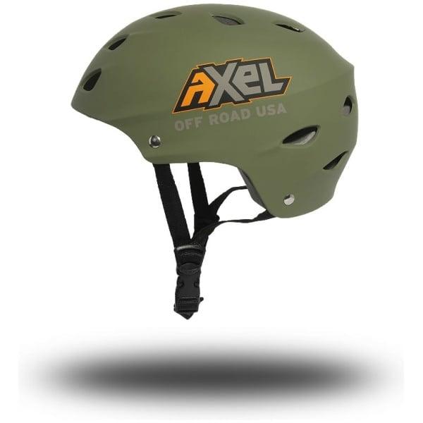 Axel Offroad Trail Helmet Matte Military
