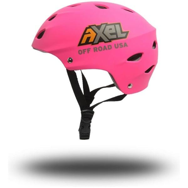 Axel Offroad Trail Helmet Pink