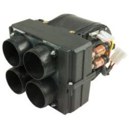 Firestorm UTV Cab Heater Kit Compact Underdash for Polaris Ranger XP 900 / 1000