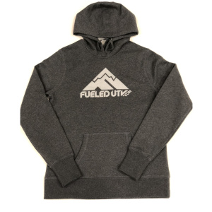 Women's Fueled UTV Hoodie - Graphite Heather Grey