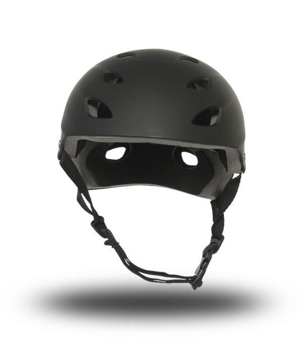 Axel Offroad Trail Helmet Matte Black