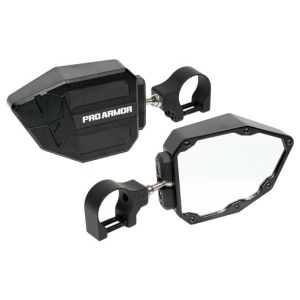 PRO ARMOR SIDE VIEW MIRRORS