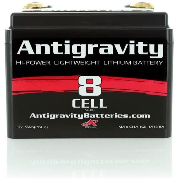 Antigravity Batteries AG-801 Lithium 8 Cell Battery