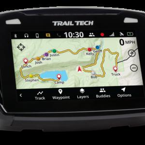 Trail Tech Voyager Pro 922-124 (Auto)