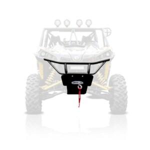 HMF IQ Defender HD Front Bumper, Can-Am® Maverick