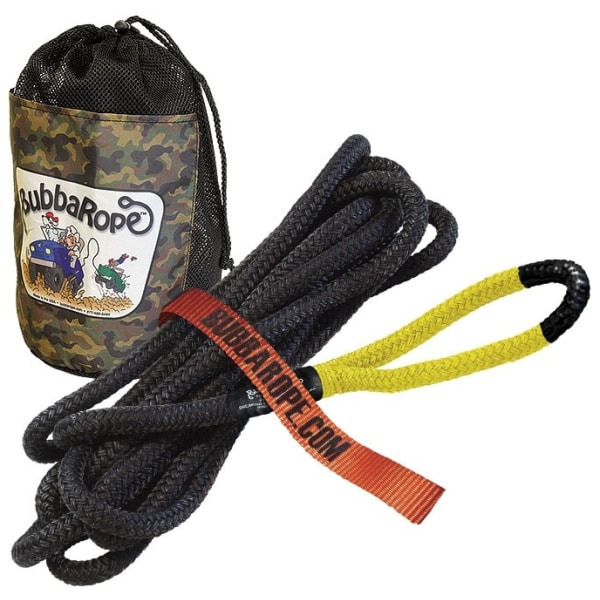 """1/2"""" x 20' Lil' Bubba Rope - Yellow"""