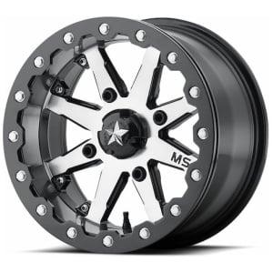 MSA M21 LOK Beadlock Wheel