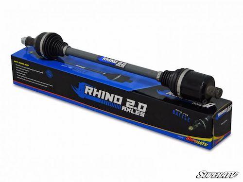 SuperATV Rhino 2.0 Polaris RZR XP 1000 Stock Length Axles