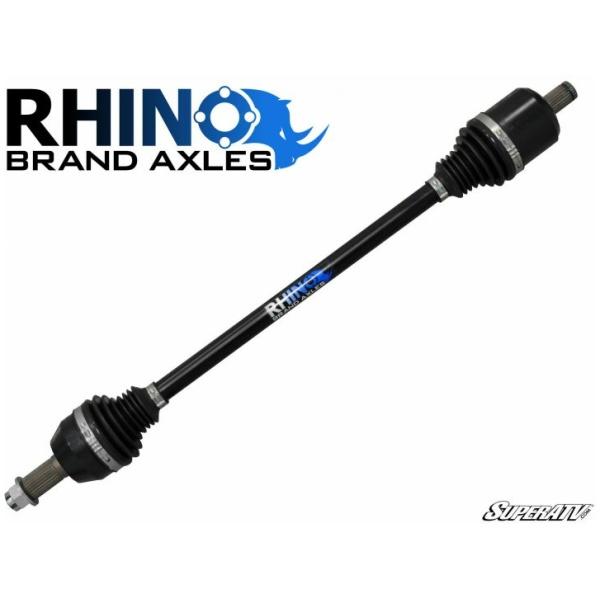 SuperATV Rhino Polaris RZR 900 (2015+) Stock Length Axles