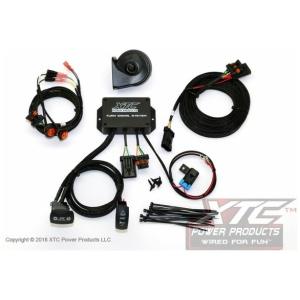 XTC RZR XP 2015+ Plug & Play™ Turn Signal System W/Horn - TSS-XP16
