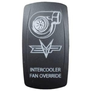 EVO intercooler override kit
