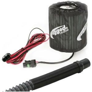Rugged Radios MAC-1X Helmet Air Pumper Bundle