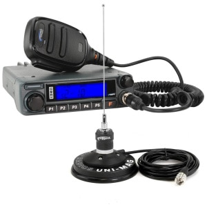 Rugged Radios GMR-45 High Power GMRS Band Mobile Radio