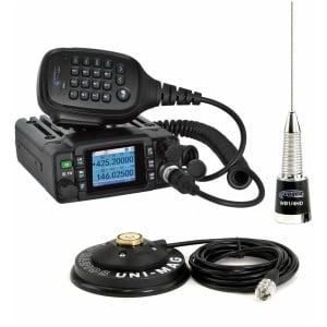 Rugged Radios ABM25 Waterproof Dual Band Amateur (HAM) Complete Radio Kit