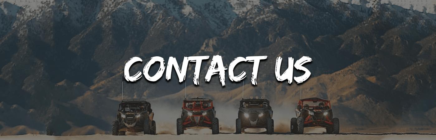 Contact FueledUTV